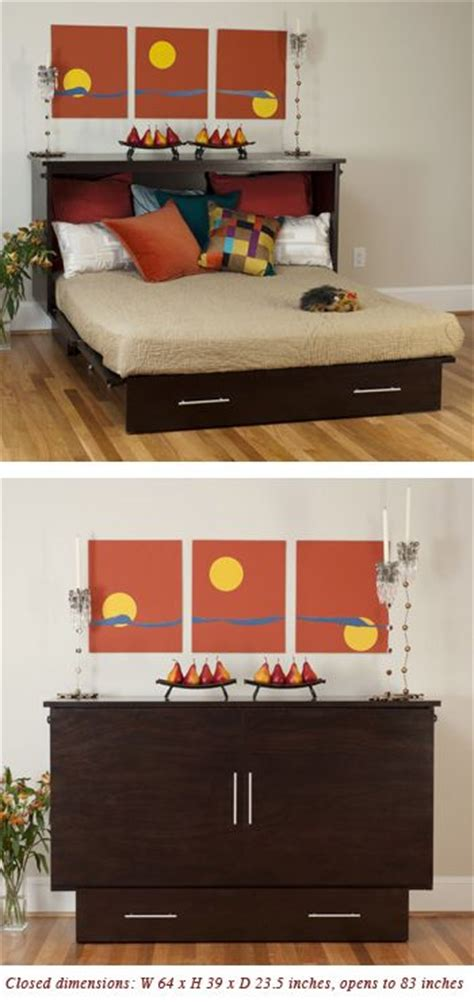 credenza hide a bed best 25 hide a bed ideas on pinterest space saving beds