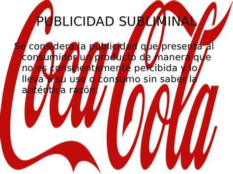 imagenes subliminales de marcas mensajes subliminales