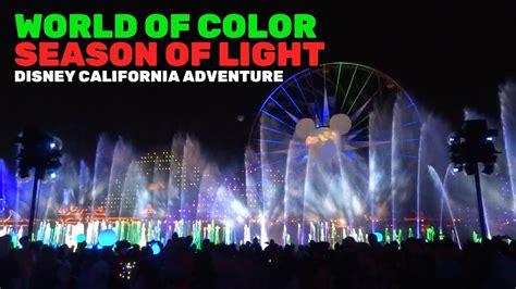 Of Color Season Of Light For Chris