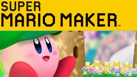 theme tune creator mario maker gourmet race kirby theme song youtube