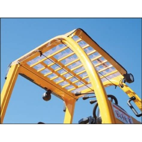 boat windshield canopy forklift windshield and canopy cover