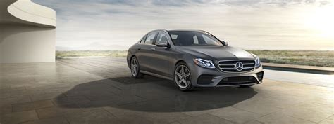 2018 e class luxury sedan mercedes canada