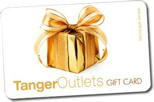 Free Tanger Gift Card - free 5 tanger outlet gift card hunt4freebies