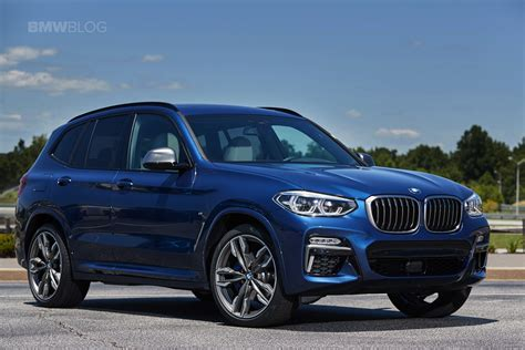 first bmw 2018 bmw x3 m40i first ride bmwfiend