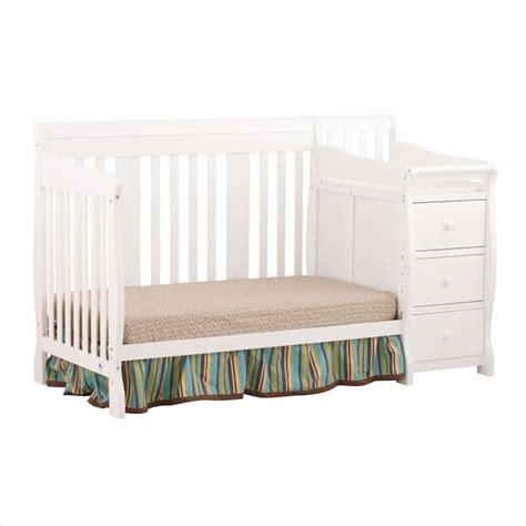 4 in1 crib changer combo in white 04586 471