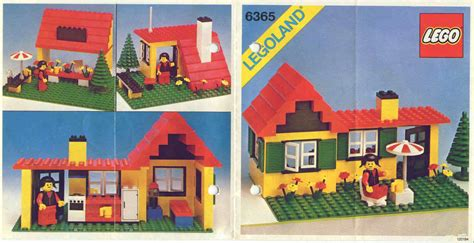 Www Cottages For You by Lego Summer Cottage 6365 City