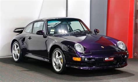 purple porsche 911 turbo eye purple porsche 993 turbo s