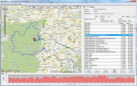Motorrad Tourenplaner Linux by Routeconverter Alternatives And Similar Software