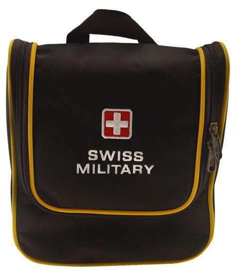 Toiletry Bag Jabong Swiss Black Utility Toilet Bag Toiletry Kit