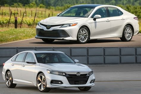 Honda Camry by Question Of The Day 2018 Toyota Camry Or 2018 Honda Accord