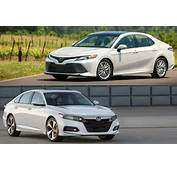 Question Of The Day 2018 Toyota Camry Or Honda Accord