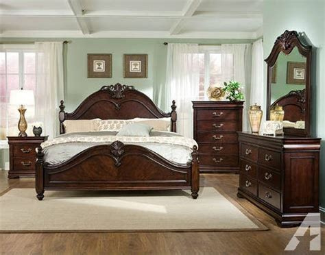 King Size Bedroom Set Gorgeous King Size Bedroom Set For Sale In Heath