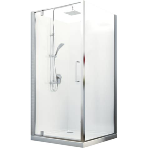 get this square corner shower corner