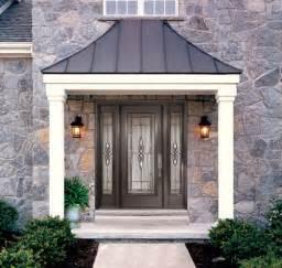Front Door Roof Overhangs What Do You Call The Roof Door