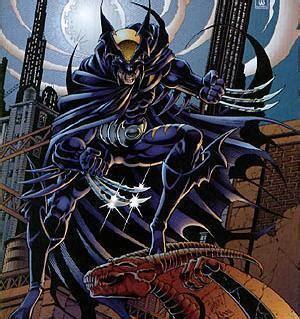 imagenes de batman vs wolverine dark claw batpedia fandom powered by wikia