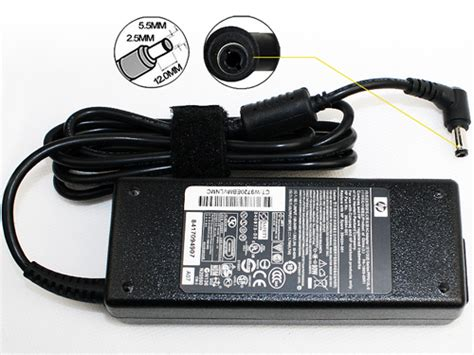 Adaptor Laptop Hp Original hp genuine original laptop ac adapter 19v4 74a 90w 5 5 x 2 5mm orientec