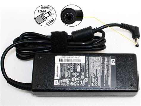 Adaptor Hp 2 Ere hp genuine original laptop ac adapter 19v4 74a 90w 5 5 x 2
