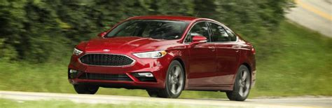 Ford Fusion Gas Mileage 2017 Ford Fusion V6 Sport Fuel Economy Ratings