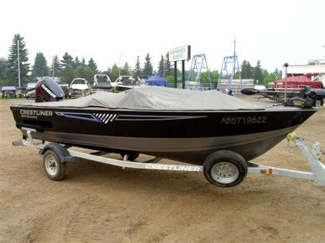 crestliner boats for sale edmonton used boats for sale edmonton boat sales shipwreck marine