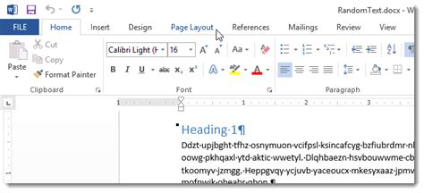 layout tab word 2013 how to number lines in the margins in word 2013