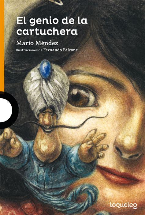 libro tempranillo el genio el genio de la cartuchera