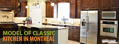 kitchen design montreal design and model of classic kitchen in montreal
