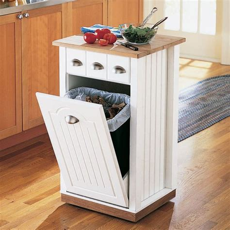 kitchen trash can ideas 25 best ideas about kitchen trash cans on pinterest