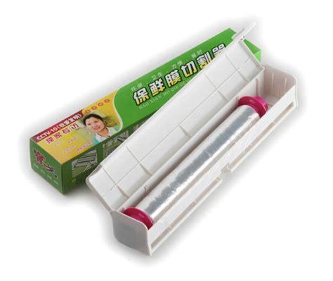 Total Plastic Wrap Plastik Wrap Total Pw 02 Termurah plastic food wrap dispenser rols food storage cling kitchen sickle aluminum foil wax paper