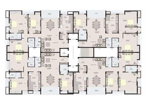 Apartment Design Plan by Apartment Floor Plan Best Floor Plan Design Company