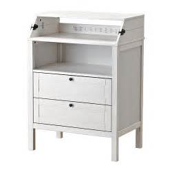 Change Table Chest Of Drawers Sundvik Changing Table Chest Of Drawers Ikea