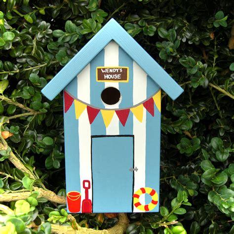 Space Saving Kitchen Gadgets by Handmade Beach Hut Bird Box Birdhouses