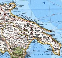 Puglia Italy Map by Puglia Region Map Italy Regions Map Mapsharing All Maps Of