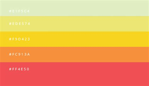 awesome color combinations schemes