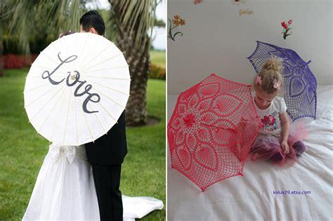 wedding umbrella stylish practical umbrellas for your wedding