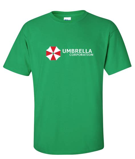 Tshirt Umbrella umbrella corporation resident evil logo graphic t shirt supergraphictees