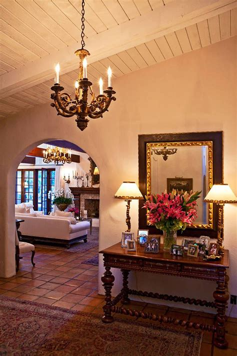 spanish style home decor hacienda style homes hacienda in serra retreat home