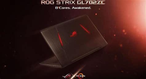 Asus Gaming Laptop Sale Philippines asus rog strix gl702zc gaming laptop launches in the philippines