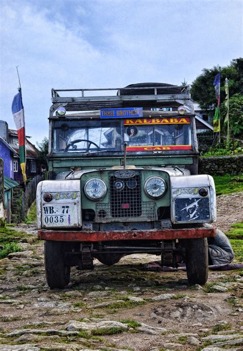 land rover darjeeling the land rover photo by daniel rai amazon in presents
