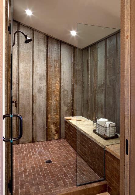 bathroom shower wall ideas castle rock farmhouse chic bunk bath shower farmhouse