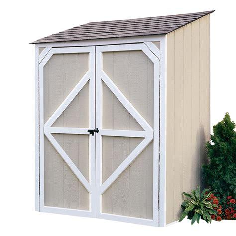 bavaya 5 x 4 storage shed