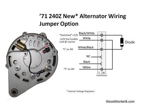 alternator upgrade woodworkerb