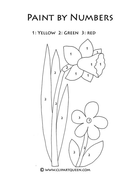 easter coloring pages by numbers free coloring pages of paint by numbers