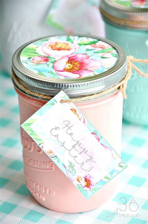 Handmade Jars - jars handmade gift idea the 36th avenue