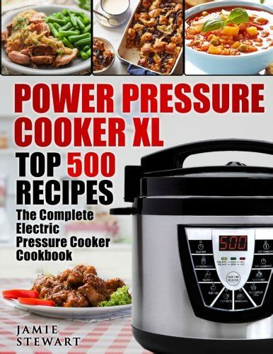 cooking pressure the most complete power pressure cooker xl
