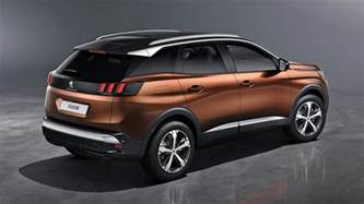 Top Gear Peugeot 3008 Peugeot Unveils The New 3008 Suv Fit My Car Journal