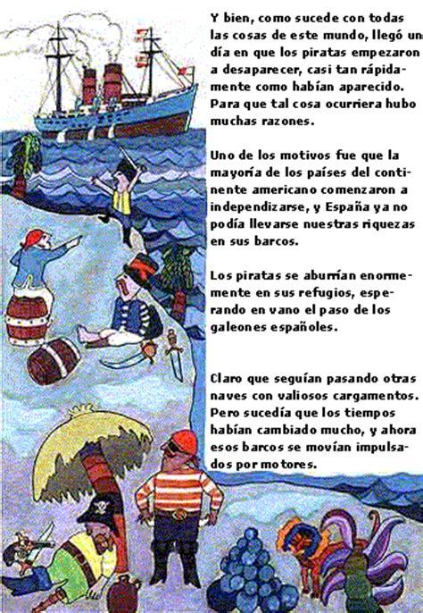 los piratas - Barco De Vapor Historia Corta