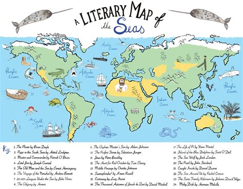 map of the sea literary map of the seas the rumpus net