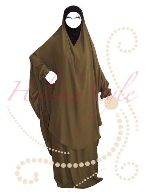 hijab pattern online overhead abaya french jilbab designed by helikastyle