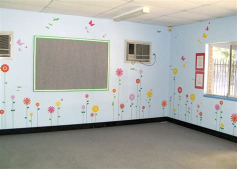 Unusual Wall Murals primary school preschool and child care centre decals