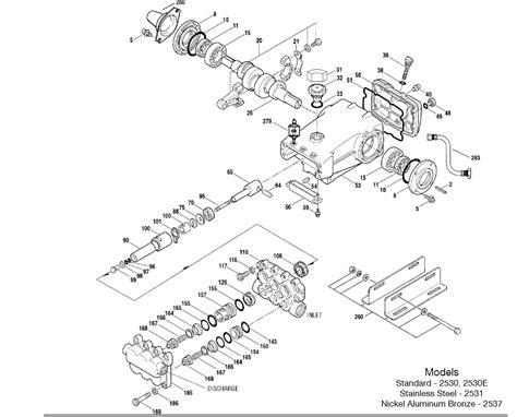 cat pumps parts diagrams 33952 valve repair kit from cat pumps ets company